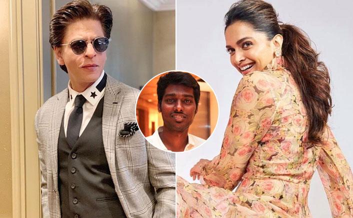 Shah Rukh Khan & Deepika Padukone To REUNITE For Atlee's Next?