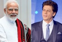SRK wishes health and happiness to PM Modi on his birthday