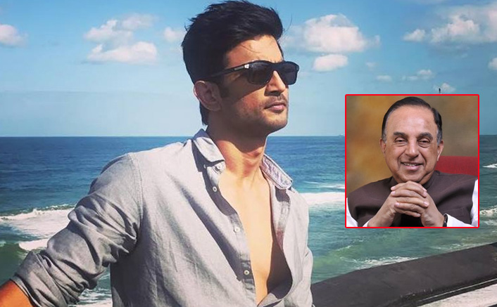 """Sushant Singh Rajput News: Subramanian Swamy Says, """"It Was Indeed Murder By Conspiracy"""""""