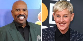 Steve Harvey Supports Ellen DeGeneres Amidst Toxic Workplace Controversy, Says ""