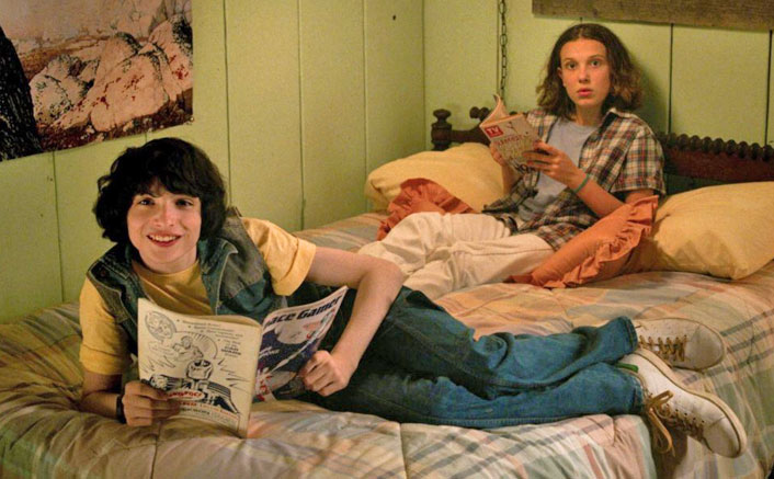 Stranger Things: Millie Bobby Brown Wants Eleven & Finn Wolfhard AKA Mike To Marry & We FEEL The Same!