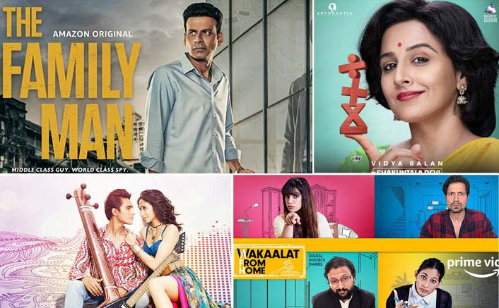 From The Family Man To Wakalaat From Home, A List Of Titles You Can Watch As Per Your Mood