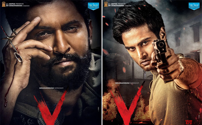 """Sudheer Babu On His Film V: """"It's More Than Just About A Killer & A Cop"""""""