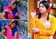 Sunil Grover Looks So Much Like Gutthi As He HILARIOUSLY Mimics Saath Nibhaana Saathiya's 'Laptop' Scene