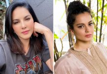 Sunny Leone's Indirect Jibe At Kangana Ranaut Is Proof That She Is Bold By Words Too