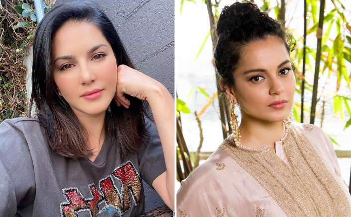 Is Sunny Leone Taking An Indirect Shot At Kangana Ranaut With Her Latest Instagram Post?