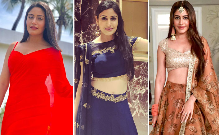 Surbhi Chandna Birthday Special: 5 Times Naagin 5 Made Us Say WOW With Her Traditional Appearances!
