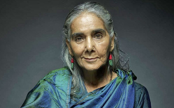 Surekha Sikri Returns Home, Recovering Well From The Brain Stroke