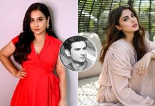 Sushant fans troll Vidya Balan for protesting the vilification of Rhea Chakraborty