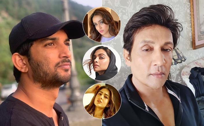 Sushant Singh Rajput Case: Shekhar Suman Takes A DIG At Deepika Padukone, Sara Ali Khan & Shraddha Kapoor