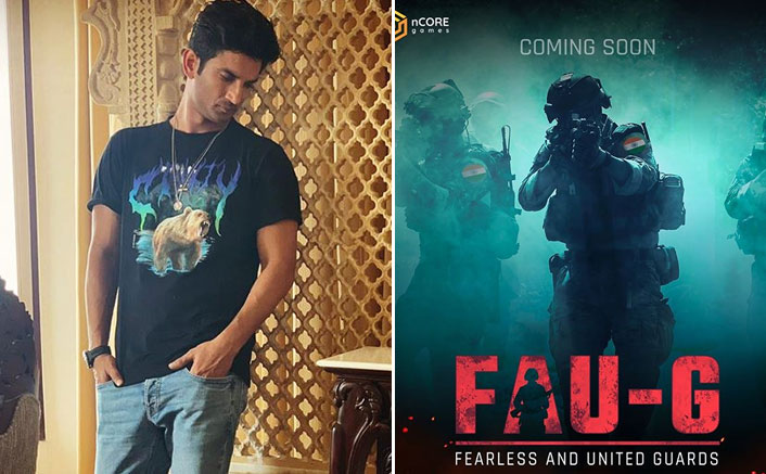 """Sushant Singh Rajput Conceptualising FAU-G Rumours Are Completely False & Baseless"": Game's Co- Founder(Pic credit: Instagram/sushantsinghrajput)"