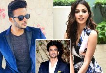 Sushant Singh Rajput Film Might Get Affected Post Rhea Chakraborty's Arrest, Reveals Zuber K Khan