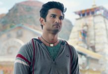 Sushant 'teared up' on hearing Kedarnath ending