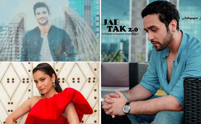 Adhyayan Suman Gives A Heart-Breaking Tribute To Sushant Singh Rajput's 'Jab Tak' Ft. Ankita Lokhande, WATCH