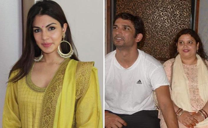 """Sushant Singh Rajput's Sister-In-Law Discards Rhea Chakraborty's Claims About Strained Relationship: """"Kisi Tarah Ka Koi Manmutav Nahi Tha"""""""