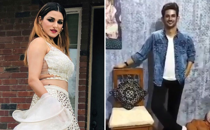 "Sushant Singh Rajput's Sis Shweta Lauds Sculptor Susanta Ray: ""Felt As If Bhai Came Alive"""