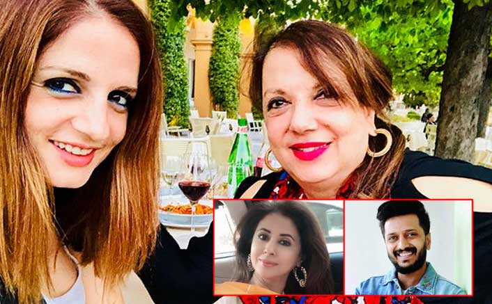 Sussanne Khan's Mother Tests Positive for COVID-19; Urmila Matondkar, Riteish Deshmukh Send Good Wishes