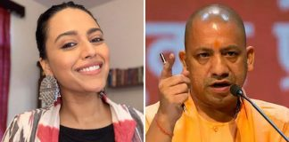 "Swara Bhasker Demands Yogi Adityanath's Resignation: ""There Is A Rape Epidemic In Uttar Pradesh"""