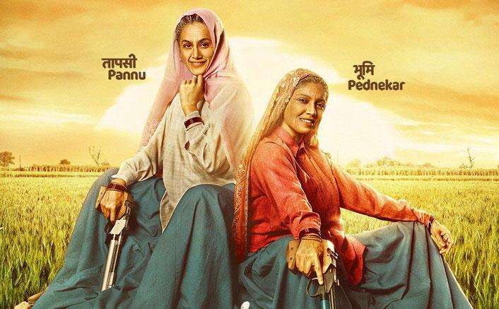 Taapsee Pannu & Bhumi's Saand Ki Aankh Re-Releases In The US