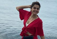 (POOJA) Taapsee Pannu goes hiking in the outskirts of Jaipur