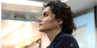 Taapsee Pannu recalls her stint as a stand-up comedian