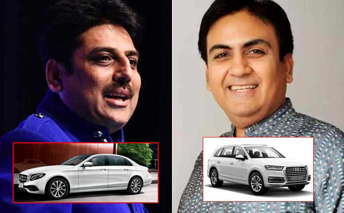 Taarak Mehta Ka Ooltah Chashma: From Jethalal's Audi Q7 To Taarak's Benz E350D - Cars Owned By Cast In Real Life