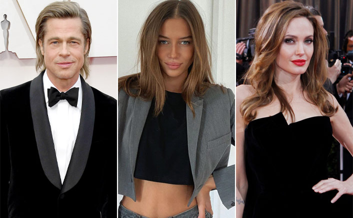 Brad Pitt's Girlfriend Nicole Poturalski Shut Haters With A Perfect Reply, Hint At Being Cool With Angelina Jolie