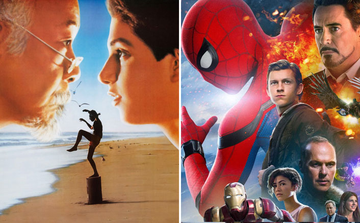 Spider-Man: Homecoming To The Karate Kid: Student-Mentor Movies...