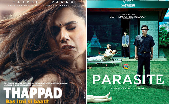 Thappad Listed In The Company Of Oscar-RULING Parasite, Here's How