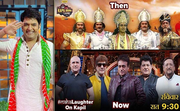 The Kapil Sharma Show: Mahabharat Actors Turn The Table By Trolling The Host HILARIOUSLY!