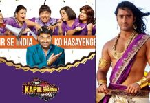 The Kapil Sharma Show: Netizens Asks Kapil To Invite Star Plus' Mahabharat Cast Including Shaheer Sheikh To The Show