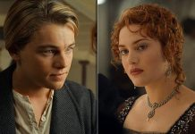 "Titanic: Leonardo DiCaprio's Line, ""Over On The Bed...The Couch."" As He Paints Kate Winslet Wasn't Scripted"