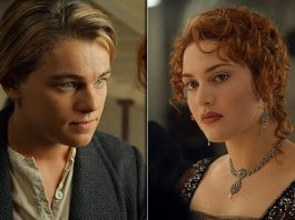 """Titanic: Leonardo DiCaprio's Line, """"Over On The Bed...The Couch."""" As He Paints Kate Winslet Wasn't Scripted"""