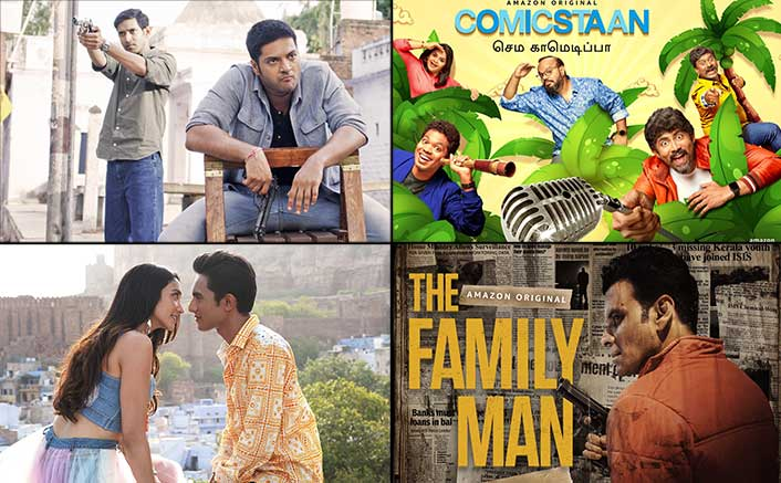 From Bandish Bandits To The Family Man, 5 Shows You Can Watch Together With Your Bae On A Virtual Date Night