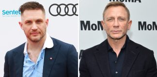 Tom Hardy To Replace Daniel Craig In Next James Bond Film?
