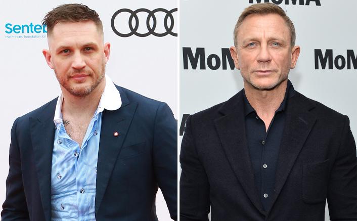 Tom Hardy To Replace Daniel Craig In Next James Bond Film?