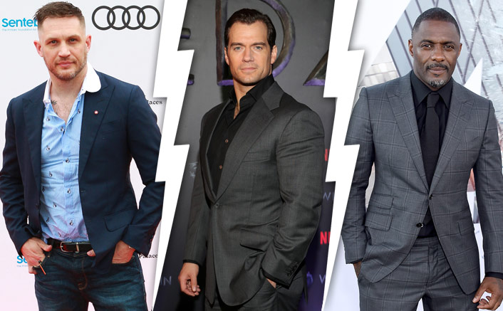 Tom Hardy Vs Henry Cavill Vs Idris Elba, Their James Bond Looks Made By A Fan Are SMASHING AF!(Pic credit: Getty Images)
