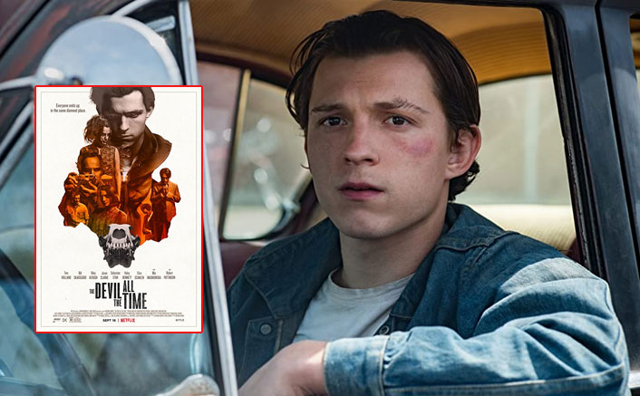 """Tom Holland On The Devil All The Time: """"It's A Really Complicated & Very Dark Character"""""""