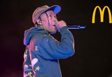 Travis Scott Collaborates With MacDonald's, Debuts A Special Meal