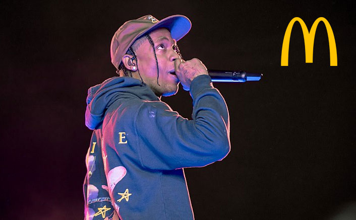 Travis Scott x McDonald's - This Is For The First Time In Nearly 30 Years