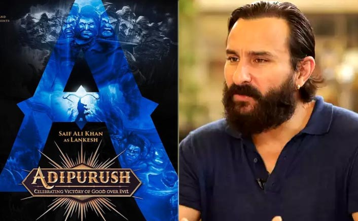Adipurush: Netizens Do NOT Want Saif Ali Khan To Be A Part Of Prabhas Starrer!
