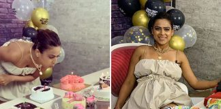 TV star Nia Sharma turns 30, colleagues shower love