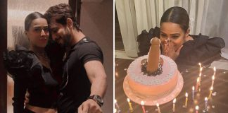 Nia Sharma Gets A P*nis Cake On Her Birthday, Thanks To Arjun Bijlani & Friends