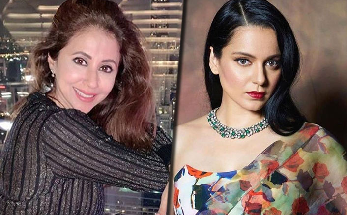 Urmila Matondkar Does Not Regret Calling Kangana Ranaut A 'Rudali,' Says She Is Willing To Apologise If Offended