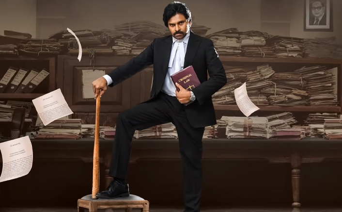 Vakeel Saab Motion Poster Out: Pawan Kalyan Is All Set To Take On The Baddies!