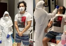 Varun Dhawan gets Covid test done as he gets ready to resume shoot
