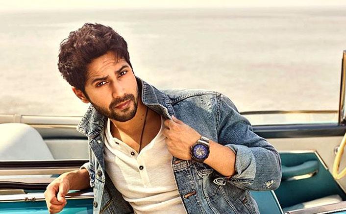 Varun Dhawan Shares His 'Sweet 16' Look & Flaunts The Abs He Had During Teenage Days!