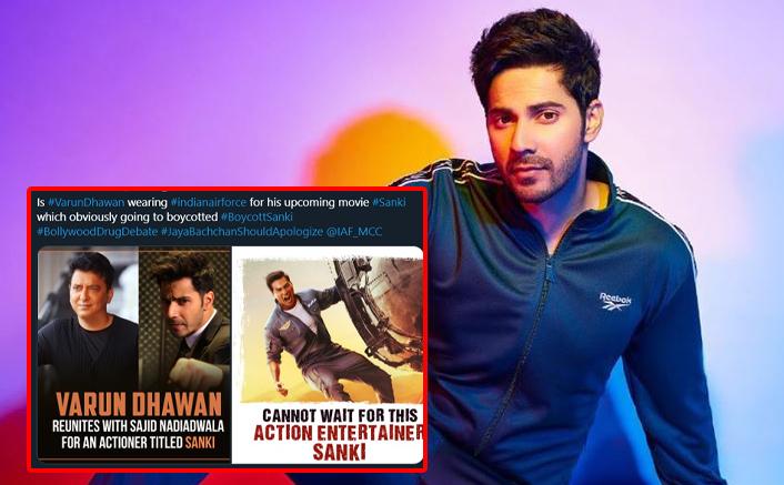 Varun Dhawan Trolled For Signing New Film Sanki, Netizens Write Mean Stuff!