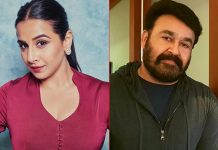 Vidya Balan shares a throwback pic with Mohanlal