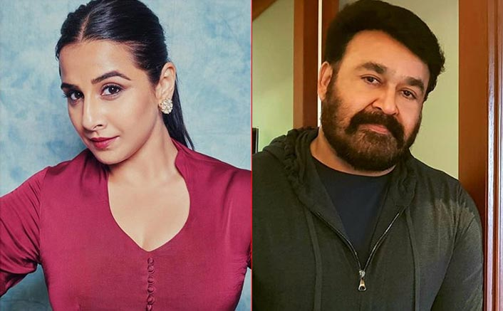 Vidya Balan Recalls A Movie With Mohanlal That Never Happened, Shares Throwback Pic From Sets
